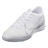Nike Mercurial Vapor 13 Academy IC - White/Metallic Silver Indoor AT7993-100