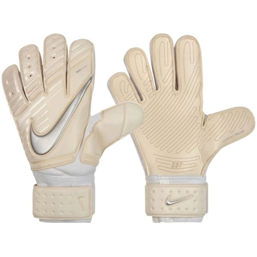 Nike  Premier SGT Goalkeeper Gloves - White/Chrome GS0345-100