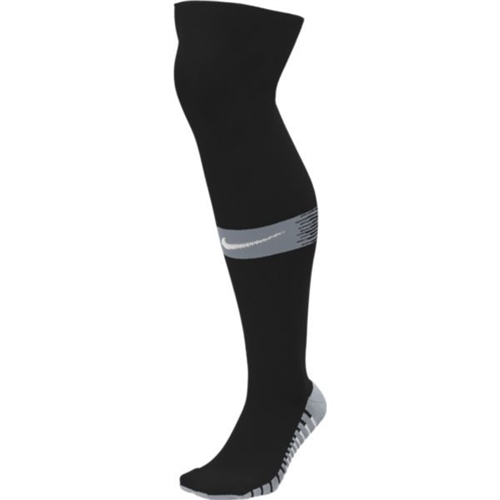 Nike Team Match Fit Over The Calf Socks - Black SX6836-010