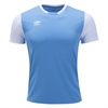 Umbro Men's Block Jersey - Light Blue UUM1UAL0-UDI