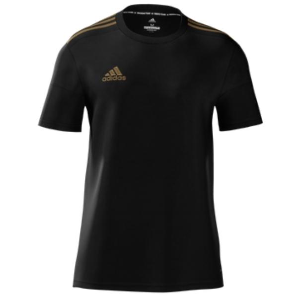 adidas mi Squadra 17 Jersey - Black/Gold