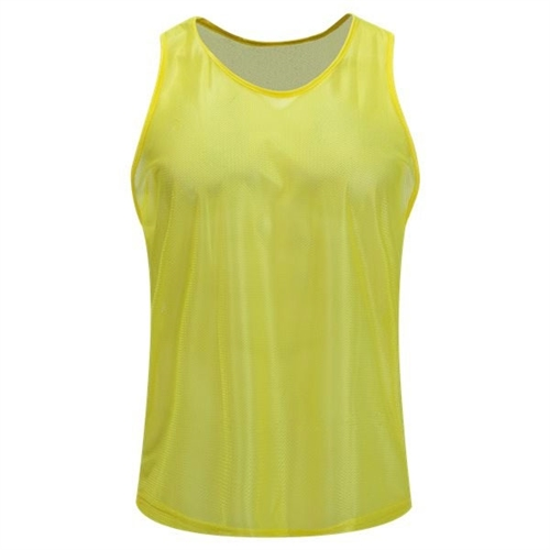 Kwik Goal Training Vest - Hi-Vis Yellow 19A1HY