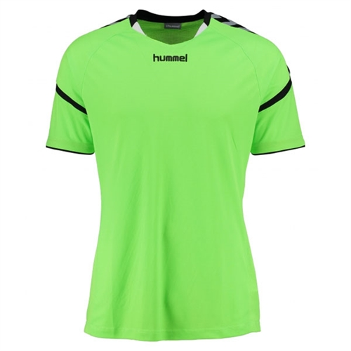 Hummel Authentic Charge Jersey - Neon Green/Black 30011-Neon