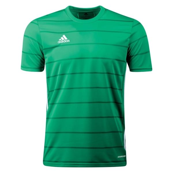 adidas Campeon 21 Jersey - Team Green