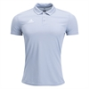 adidas Youth Core 18 Polo - Stone/White CV3682