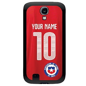 Chile Custom Player Phone Cases - Samsung (All Models) sms-chi-plyr