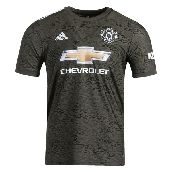 adidas Manchester United Away Jersey 2020-2021