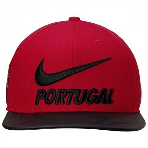 Nike Pro Portugal True Snapback Hat - 897388-677 - AuthenticSoccer.com ad55c829b4ce