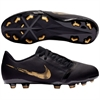 Nike Junior Phantom Venom Club MG - Black/Metallic Vivid Gold AO0396-077
