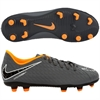 Nike Hypervenom Phantom 3 Club Jr FG - Dark Grey/Total Orange AH7290-081