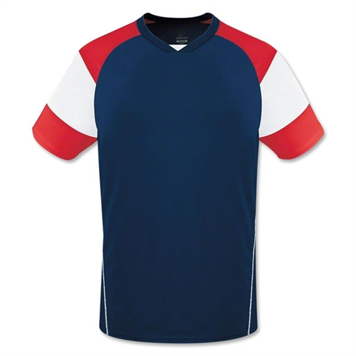 High Five Mundo Jersey - Navy High5MunNav