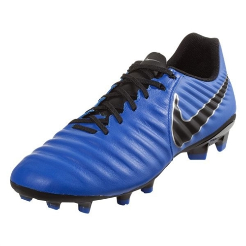 the latest cf51b bbcbe Nike Tiempo Legend VII Academy FG - Racer Blue/Black