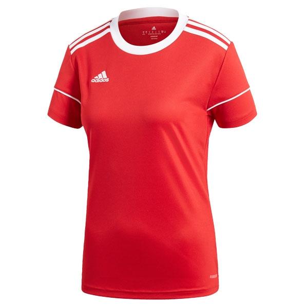 adidas Women's Squadra 17 Jersey - Red/White BJ9203 ...