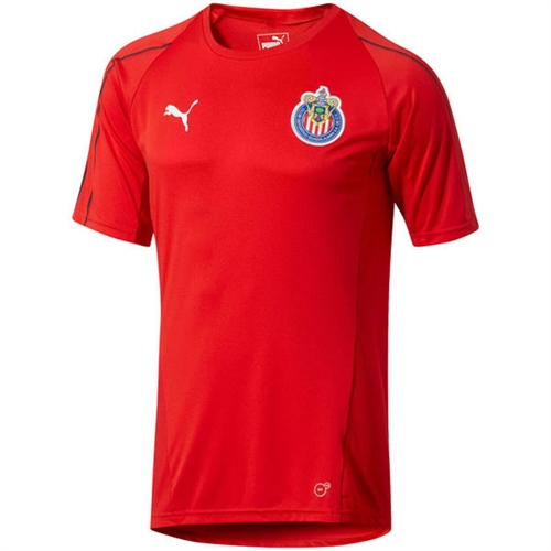 Puma Chivas Training Jersey 2018-2019 - Red 753666-02