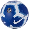 Nike Chelsea F.C. Strike Soccer Ball - Rush Blue/White SC3366-495