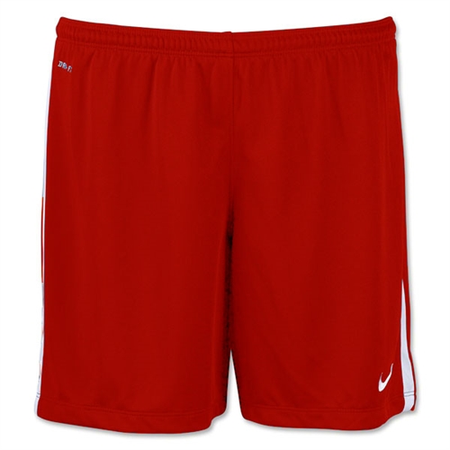 Nike Women's League Knit Shorts - Red 725956Red