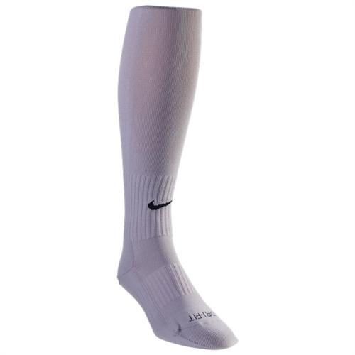 33a5ffab19e9 Nike Classic II Sock - Pewter Grey Black SX5728-057 ...