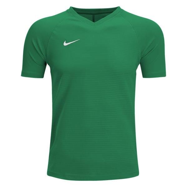 Nike Youth Tiempo Premier Jersey - Pine Green