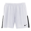 Nike Women's Dry League Knit II Short - White/Black BV6858-100