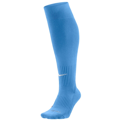 99925726f9b3 Nike Classic II Sock - Valor Blue White SX5728-448 - AuthenticSoccer.com