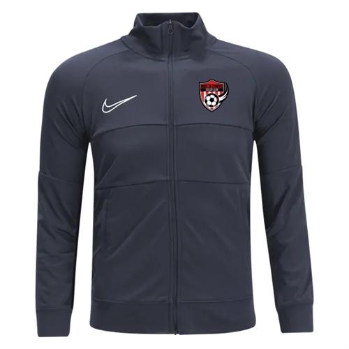 Northtowns Soccer Club Nike Academy 19 Jacket AnthraciteWhite