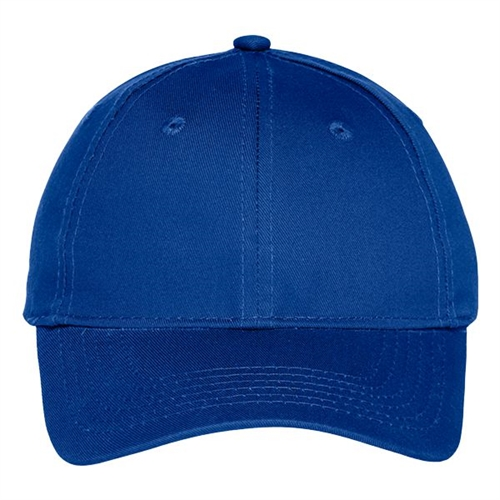 Custom Soccer Hat - Blue C9130601