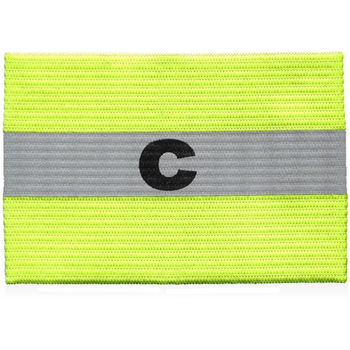 Kwik Goal Reflective Captain Arm Band 19B13222