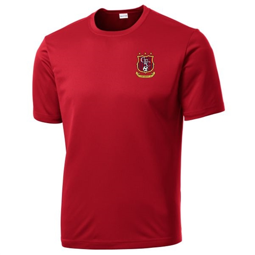 Clermont FC Training Jersey - Red ST350Cle