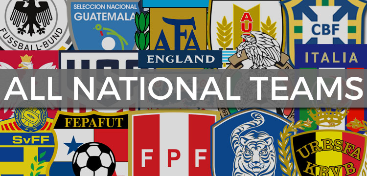 All National Teams
