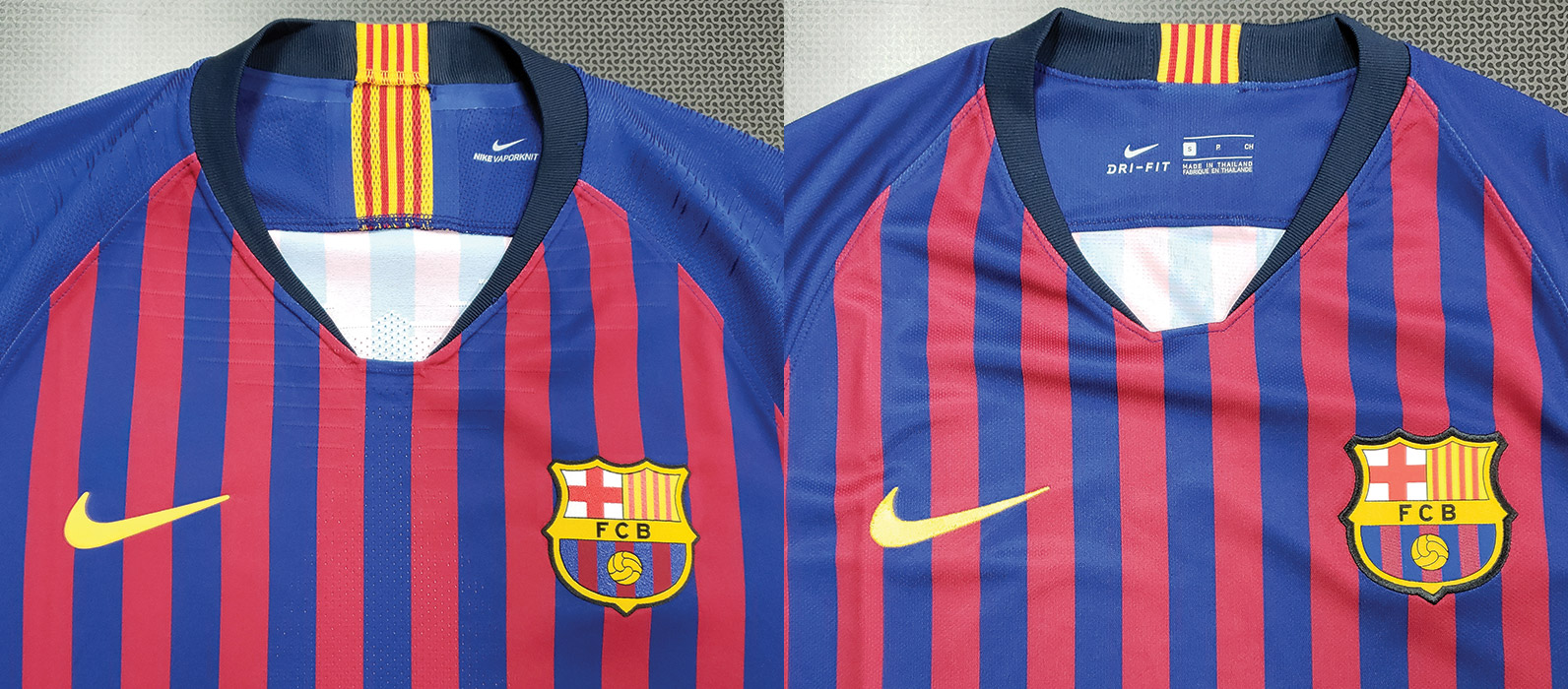 best sneakers 1a11f 19851 Authentic vs. Replica Soccer Jerseys - AuthenticSoccer.com