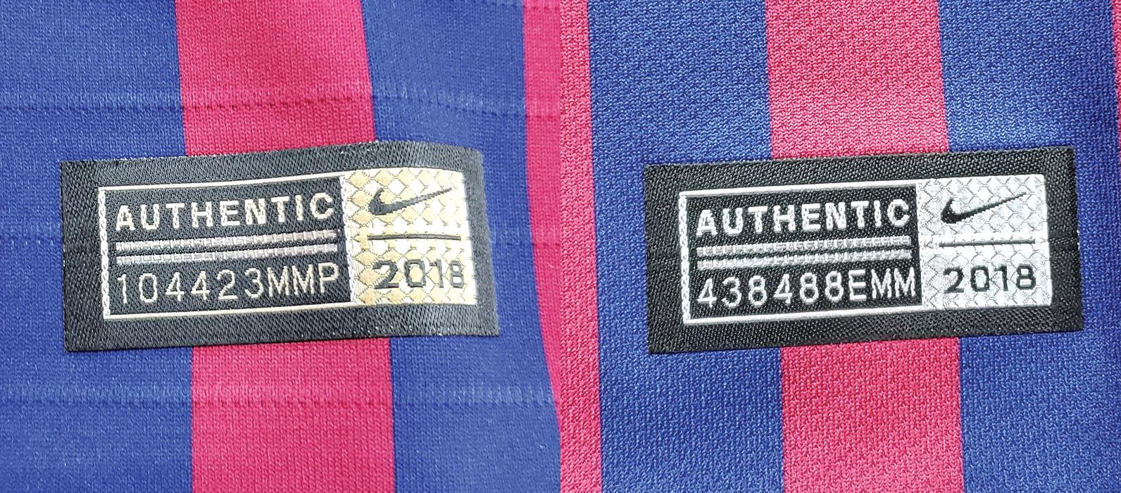 Authentic vs. Replica Soccer Jerseys - AuthenticSoccer.com