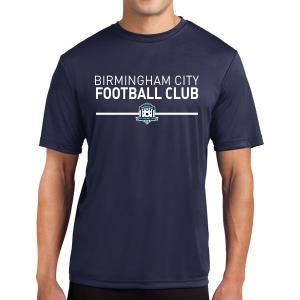 Birmingham City Performance Shirt - Navy BCFC-ST350