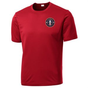 Clermont FC Youth Training Jersey - Red YST350Cle