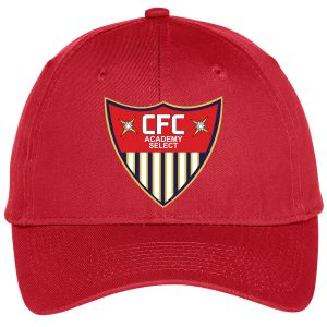CFC Academy Select Custom Hat - Red C913CFC