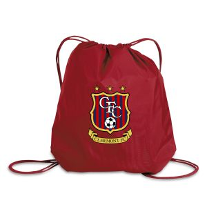 Clermont FC Gymsack - Red BG85CFCR