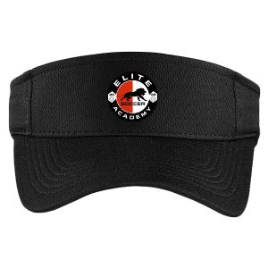 Elite SA Visor - Black  Elite-Visor