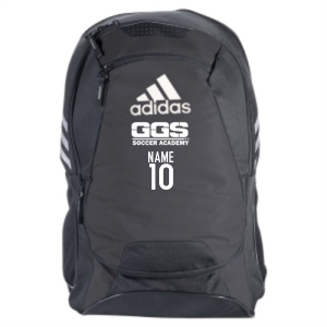 GGS adidas Stadium II Team Backpack - Black GGS-5144034