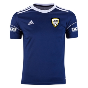 Golden Goal Sports adidas Squadra 17 Jersey - Dark Blue/White GGS-BJ9171