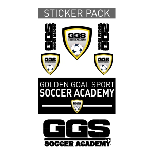 GGS Sticker Pack GGS-STICKER