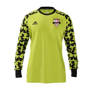 Greater Osceola United adidas Mi Assita 17 Goalkeeper Jersey - Yellow/Black GOU-MIAD2US37945201