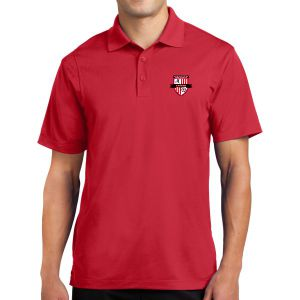 Greater Osceola United Polo Shirt - Red ST650RdGou