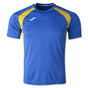 Joma Champion III Jersey - Blue/Yellow JomaBluYell