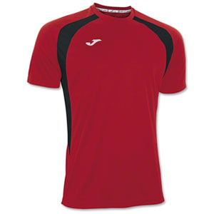 Joma Champion III Jersey - Red/Black JomaRedBlk