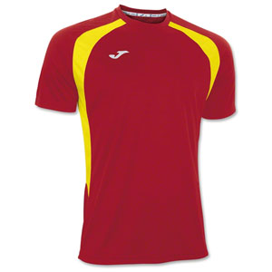 Joma Champion III Jersey - Red/Yellow JomaRedYel