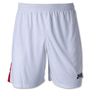 Joma Tokio Shorts - White/Red JomaTokWhiRed