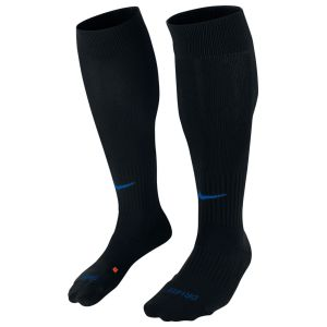 Nike Classic II Sock - Black/Royal Blue SX5728-015