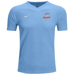 Lake Worth Sharks Nike Tiempo Premier Jersey - Light Blue 894293-448-LWS