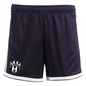 Lee County Strikers adidas Women's Regista 18 Short - Black/White LCS-CF9584