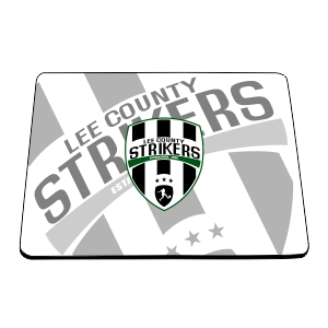 Lee County Strikers Custom Mouse Pad MP89-LCS