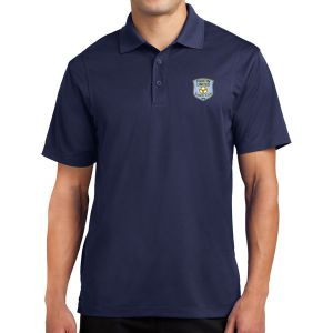 Martin United Polo Shirt - Navy ST650-MU